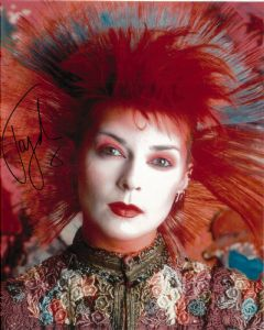 Toyah Wilcox, MUSIC Genuine Signed Autograph,  10x8 11139